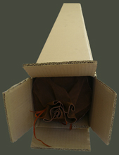 digeridoo shipping box